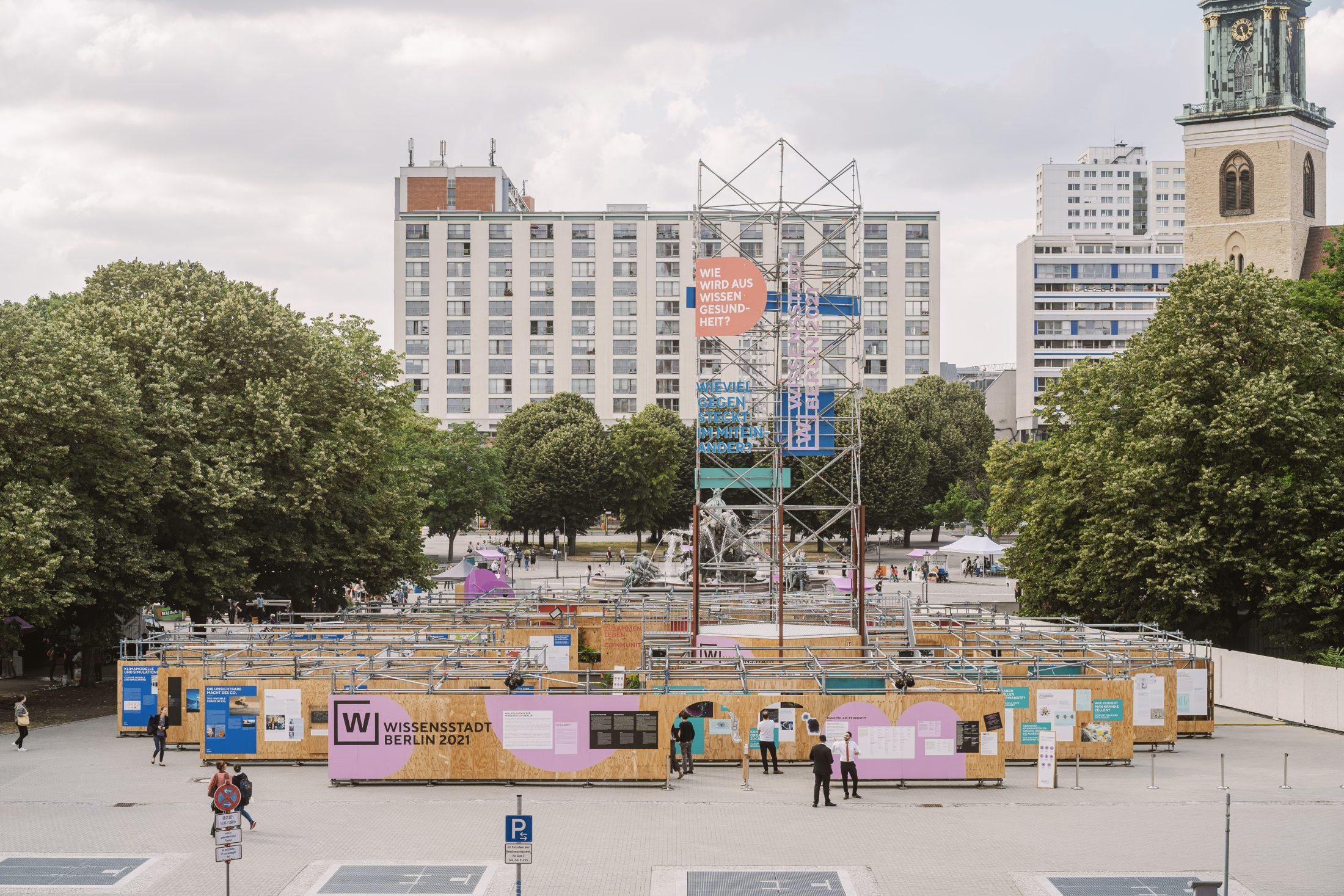 Wissensstadt Berlin 2021